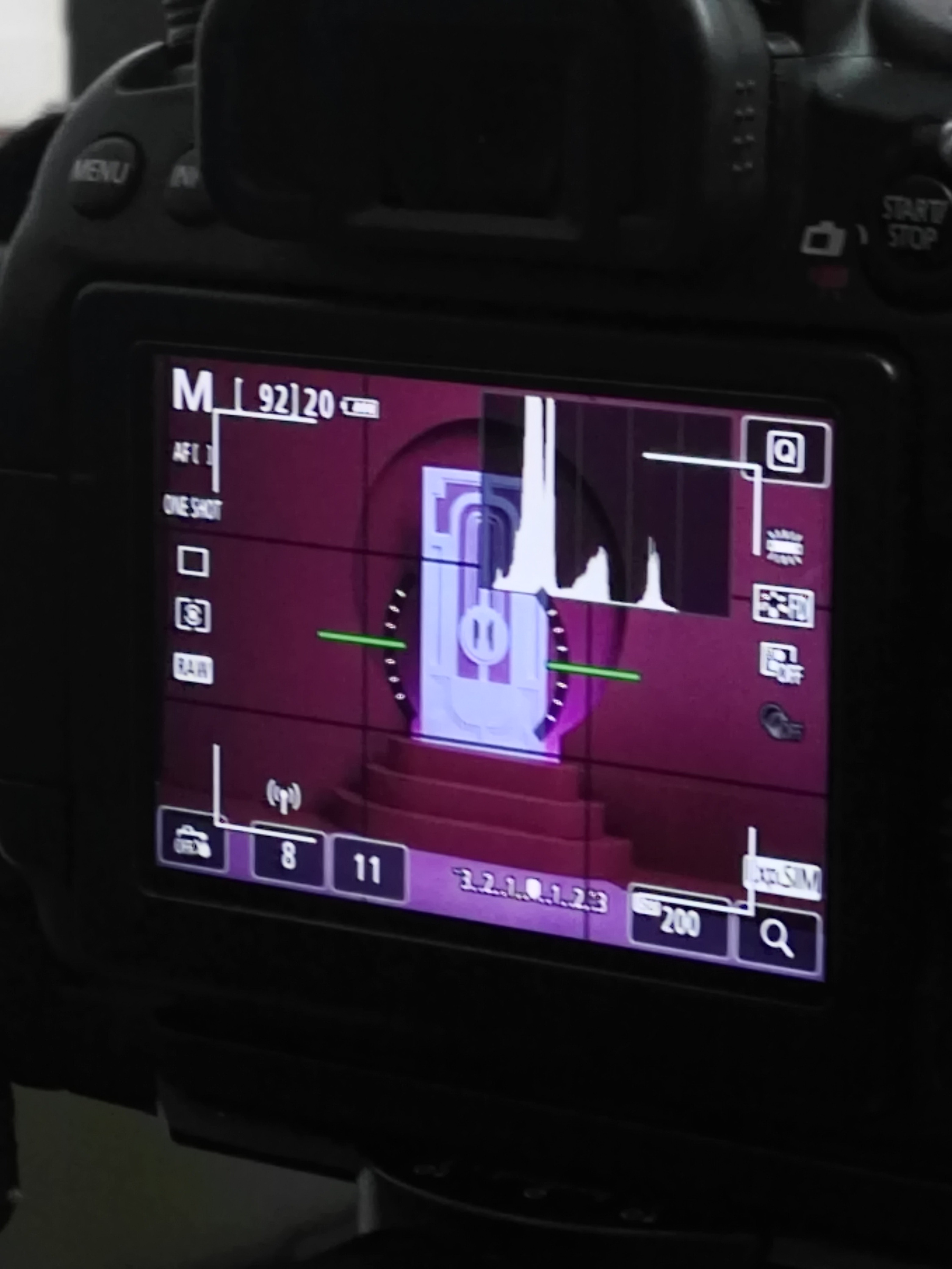 Fotografiando un escaparate