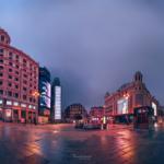 Panoramica Plaza de Callao
